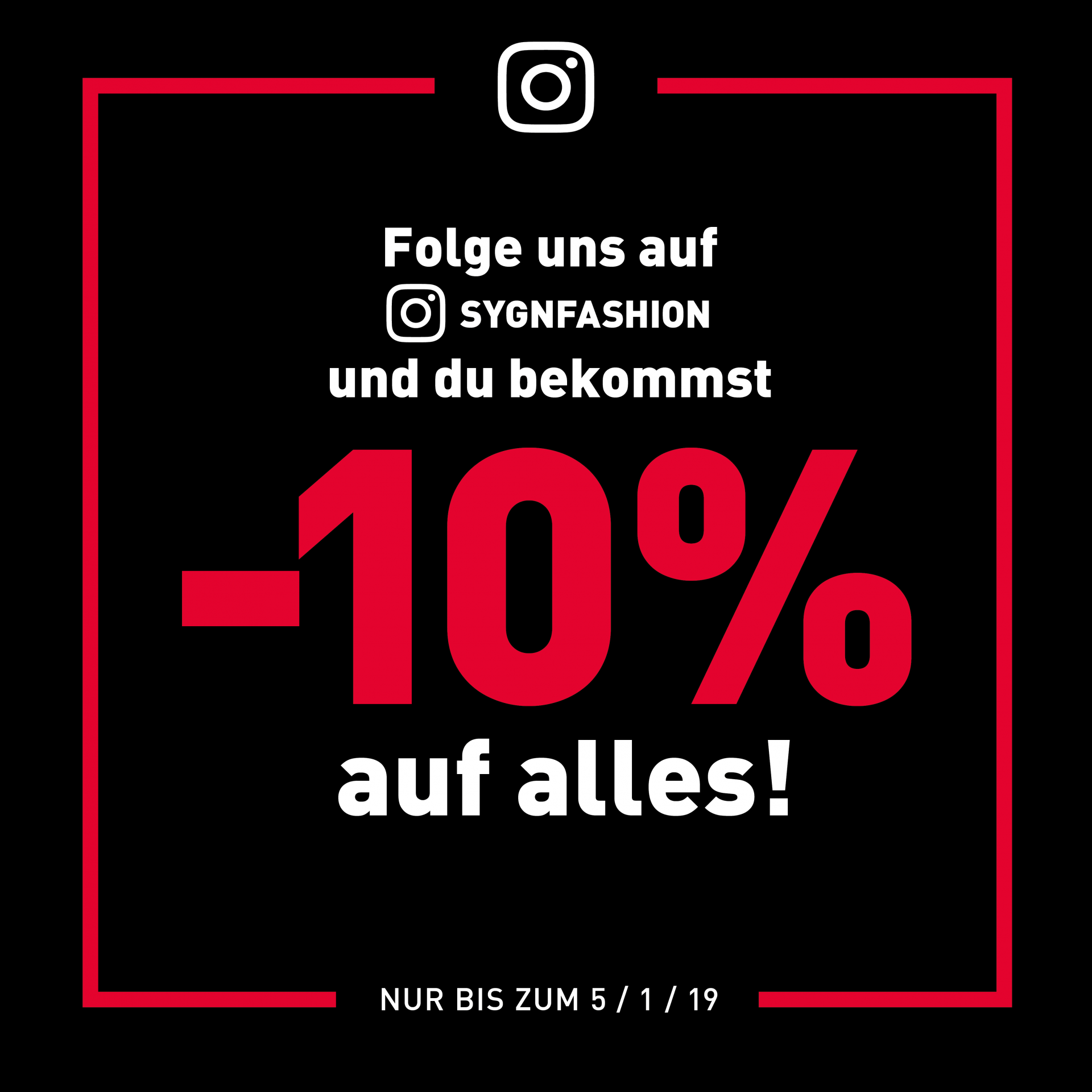 Instagram Follower-Special